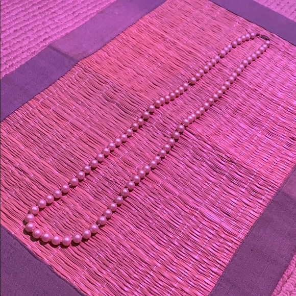 REAL Antique Pearl Necklace